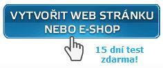 Vytvořte si web snadno a rychle přes ByznysWeb